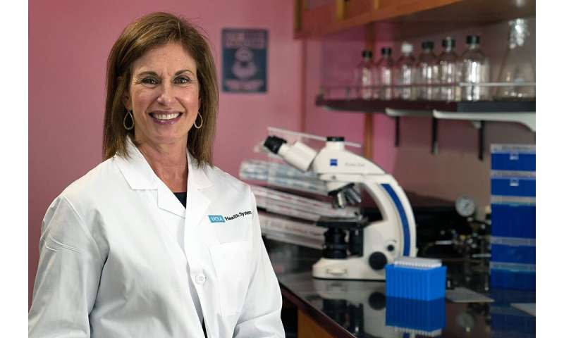 Researcher looks for ways to detect deadly cancer before it develops