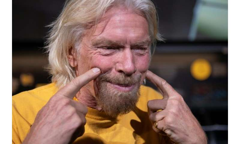 Richard Branson says he has invested more than a billion dollars into Virgin Galactic over the last couple of decades