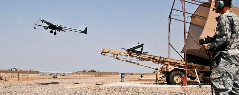 Rise of drones necessitates revision of laws of war