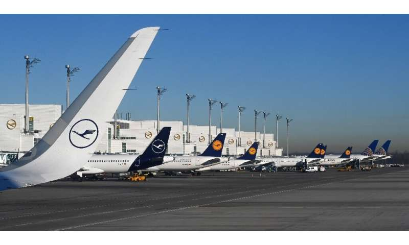 Rising costs for jet fuel and price competition are squeezing profits at Lufthansa