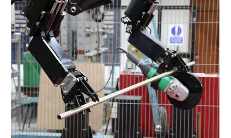 Robots need a new philosophy to get a grip