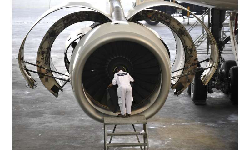 Rolls Royce says it is well positioned to weather turbulence related to Britain's withdrawal from the European Union