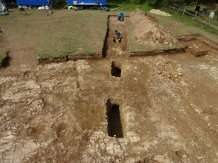 Roman road and possible mine discovered during Cornish archaeological excavations
