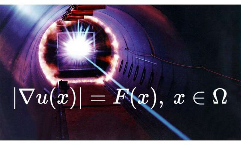 Mathematicians proposed an express method for calculation of the propagation of light