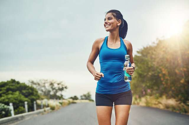 Running in the Summer? Follow These Tips to Avoid Dehydration