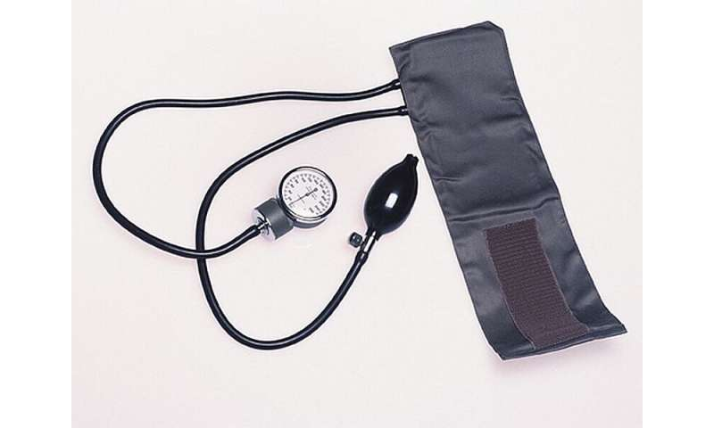 Running the numbers on high blood pressure