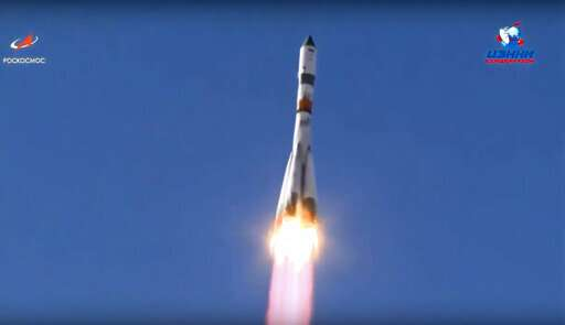 Russian supply ship reaches space station in record time