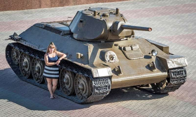 Russian tour operators want visitors to be able to do more than just pose by old models of tanks