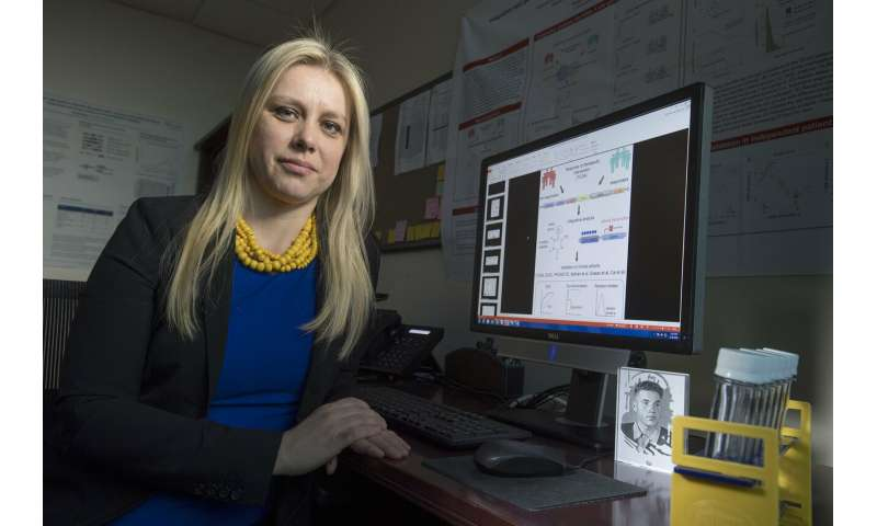 Rutgers scientist identifies gene responsible for spread of prostate cancer