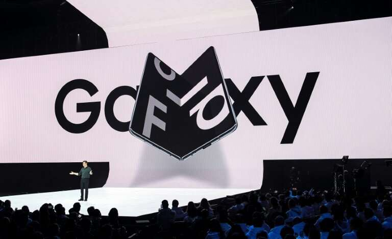 Samsung's new Galaxy Fold phones are priced at $1,980