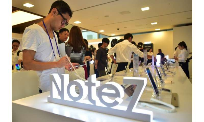 Samsung's reputation suffered a major blow in 2017 after a damaging worldwide recall of Galaxy Note 7 devices over exploding bat