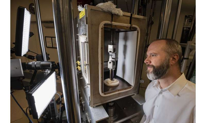 Sandia challenge predicts how metals with complex shapes and manufacturing will fracture