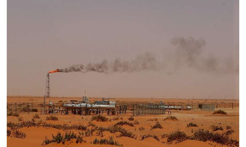 Saudi Arabia is the world's top oil exporter