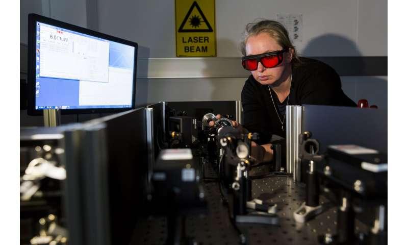 Saving lives faster: Monash University develops world-first laser incubator for blood