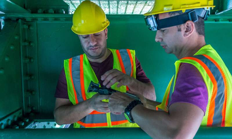 Scaling up innovative sensor installation on the Mighty Mac