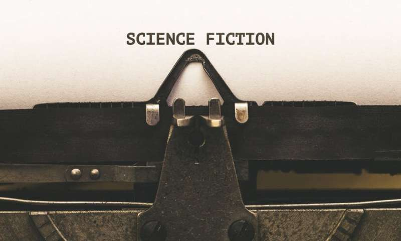 Science fiction offers a useful way to explore China-Africa relations