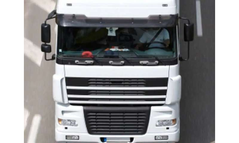 Screening  truckers for sleep apnea cuts health insurance costs