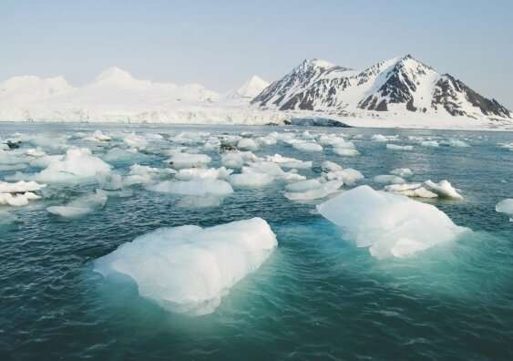 **Sea ice plays pacemaker role in abrupt climate change