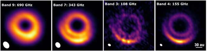 Searching explanations for mysterious structures in protoplanetary disks