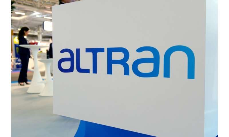Security experts said Altran was targeted by a ransomware attack