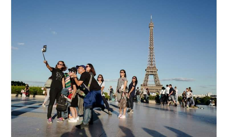 Selfie spots have become part of the tourism industry, with some tour organisers promising the best locations to snap yourself