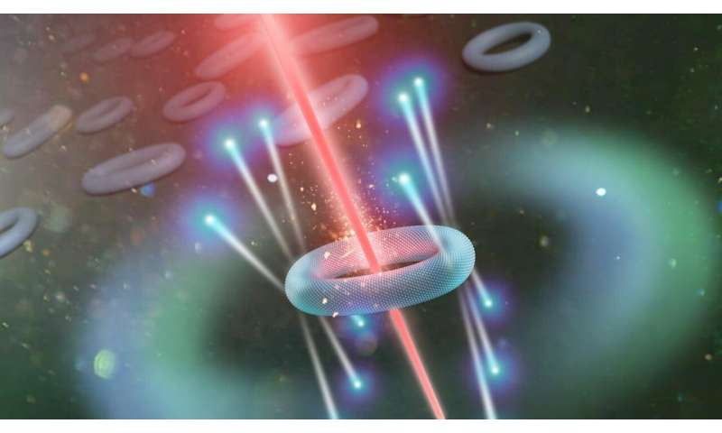 Shaping nanoparticles for improved quantum information technology