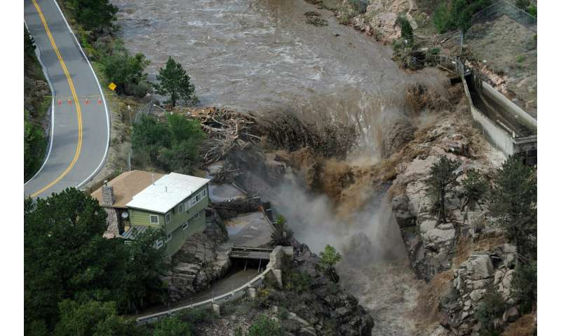 Sharing the lessons learned during the 2013 Colorado flood