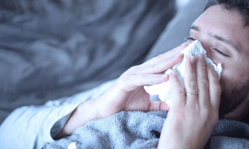 Sick with the flu? Here's why you feel so bad