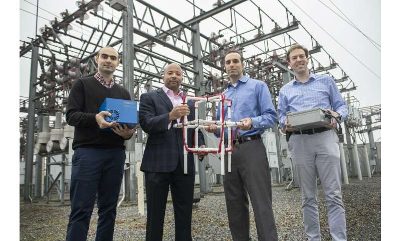 Signals from distant lightning could help secure electric substations