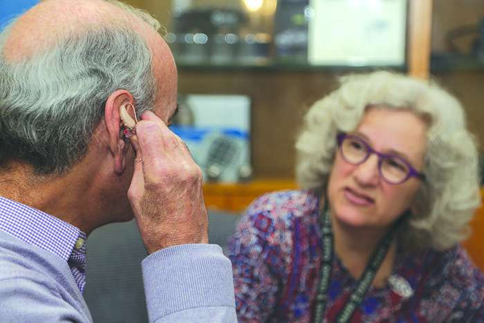 Signs of memory problems could be symptoms of hearing loss