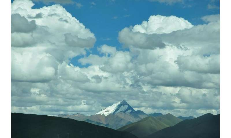 Simulating clouds over the Tibetan Plateau to improve weather forecasts
