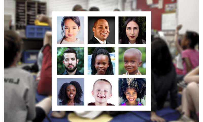 Sister, neighbor, friend: Thinking about multiple roles boosts kids' performance