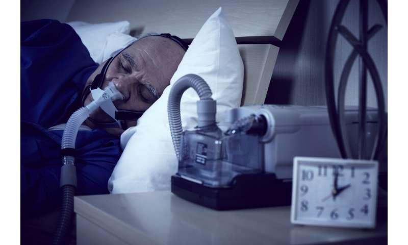 Sleep apnea treatment associated with lower health care costs