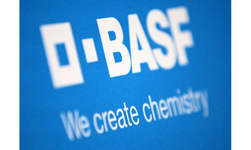 German chemical giant BASF says to slash 6,000 jobs