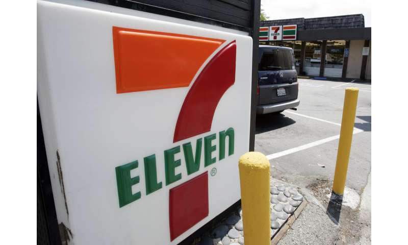 Slurpees incoming! 7-Eleven begins delivery in public spaces