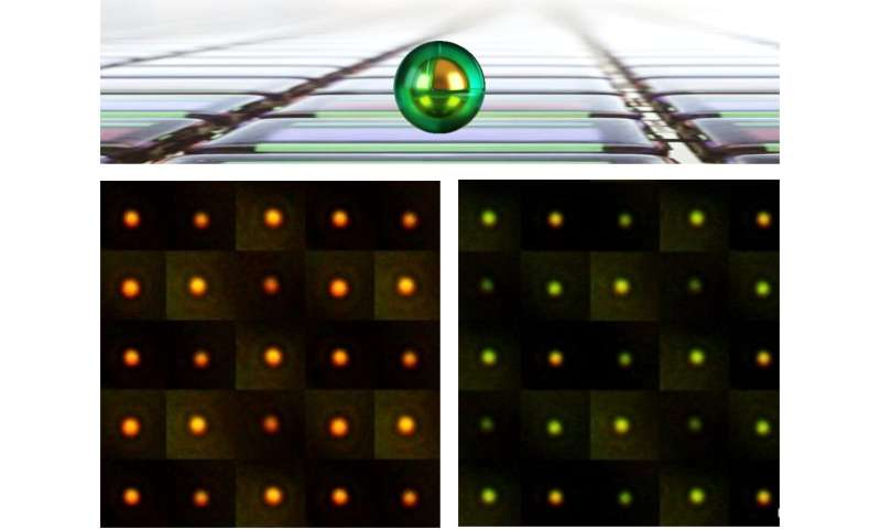 Smallest pixels ever created could light up color-changing buildings