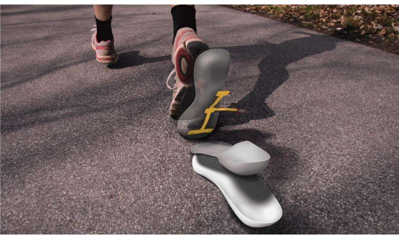 Smart insole can double as lifesaving technology for diabetic patients