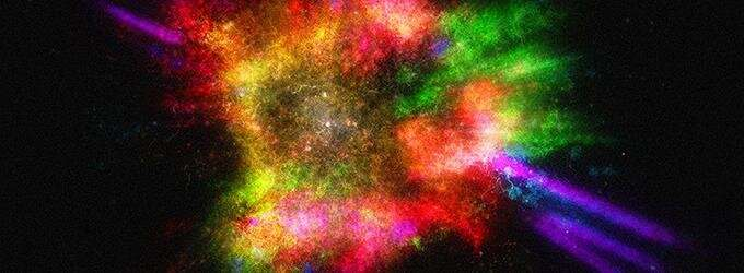 """Smithsonian Launches """"Journey through an Exploded Star"""" 3D Interactive Experience"""