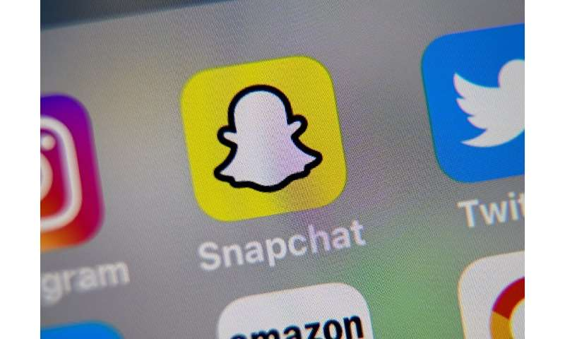 Snapchat says it prohibits political ads that are deceptive and uses an in-house team to review such paid messages