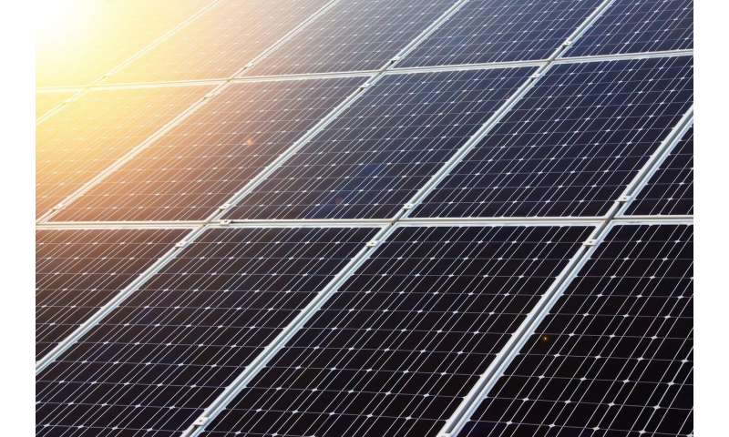 Iron-based solar cells on track to becoming more efficient