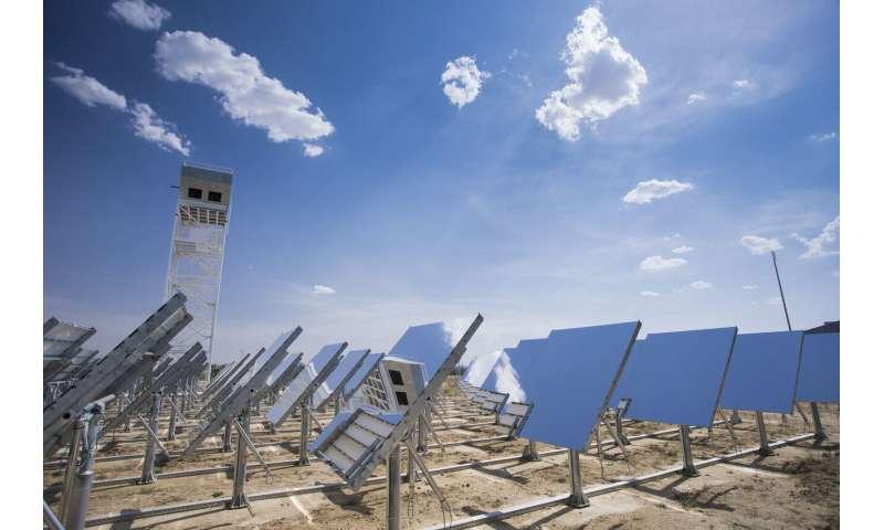 Solar fuel breakthrough