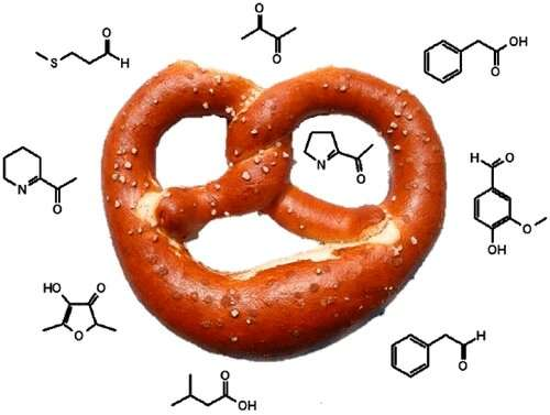 Solving the knotty question of soft-pretzel aroma