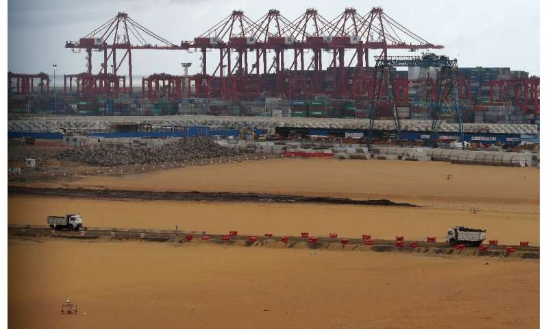 Some 241 containers of waste were shipped to Colombo port under the racket going back to 2017