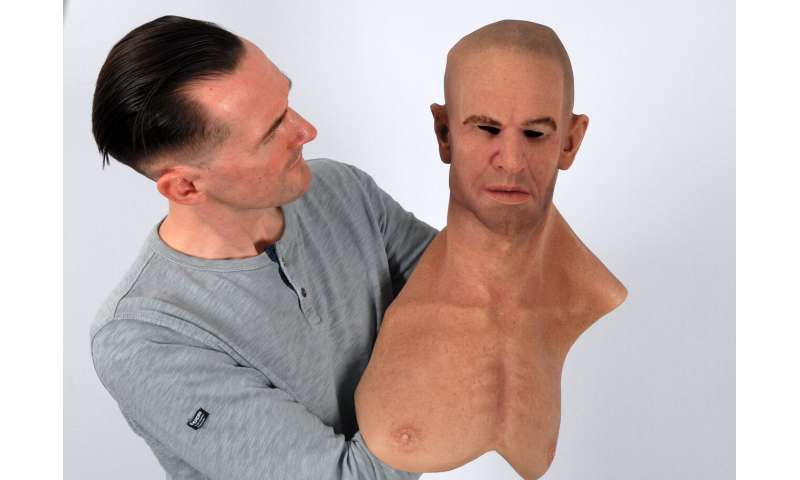 Some hyper-realistic masks more believable than human faces, study suggests