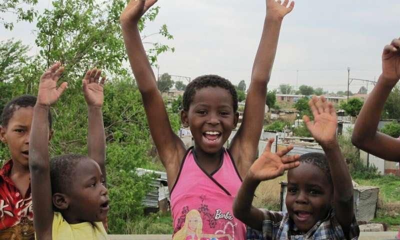 south africa children
