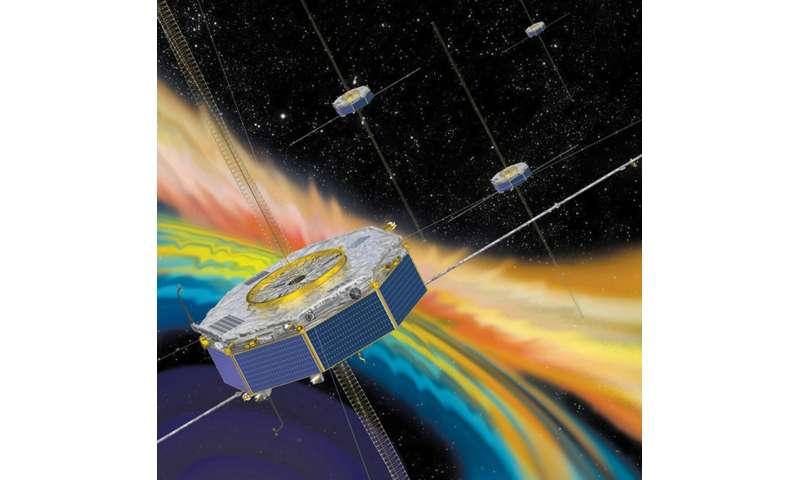 Spacecraft measurements reveal mechanism of solar wind heating