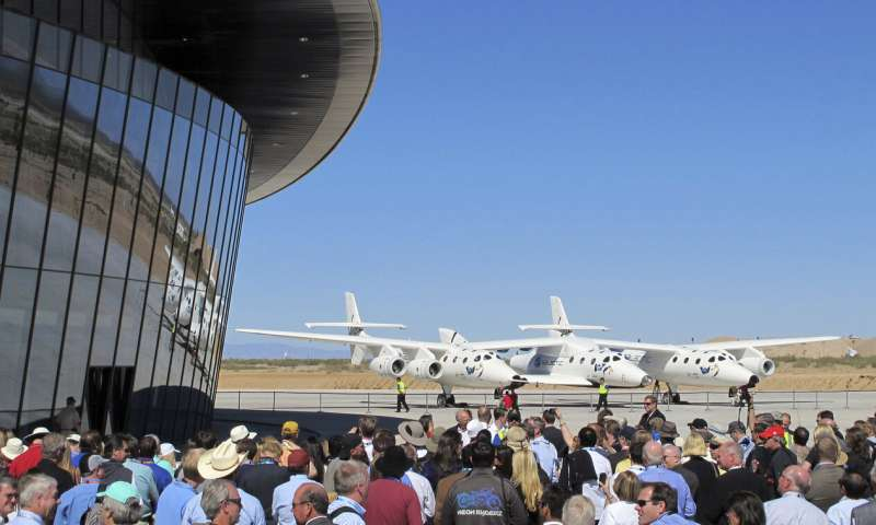 Space-tourism dream edges toward reality in New Mexico