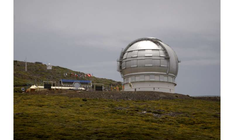 Spain has permits to build giant telescope blocked in Hawaii