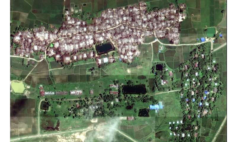 Spatial scientists use satellite technology to detect and — eventually — prevent genocide