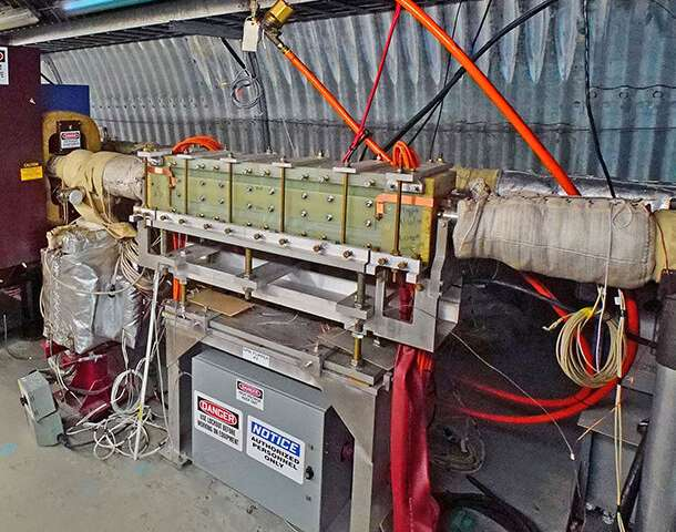 Spin flipper upends protons